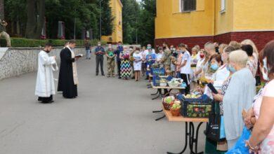 Photo of В Академії сухопутних військ освятили фрукти