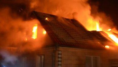 Photo of УЖидачівськомурайоні чоловік загинув під час пожежі у власному будинку