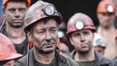 Photo of Зеленський відзначив держнагородами шістьох шахтарів зі Львівщини