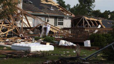 Photo of Ураган Саллі залишив без світла півмільйона американців