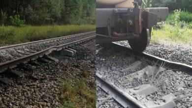 Photo of 64 вагони з нафтопродуктами: на Житомирщині зловмисники планували підрив поїзда