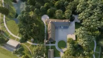 Photo of З'явилася візуалізація проєкту відновлення території Поморянського замку