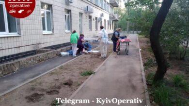 Photo of Двоє хворих на COVID-19 наклали на себе руки у київській лікарні