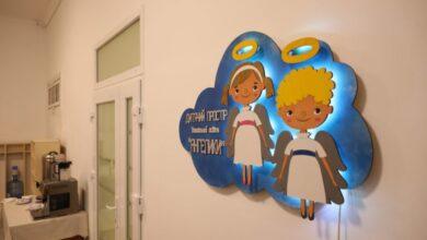 Photo of У Домі Милосердя відкрили простір для дошкільнят «Ангелики»