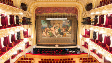Photo of Прем'єра балету «Створення світу» та гала-концерти: репертуар Львівської опери у вересні