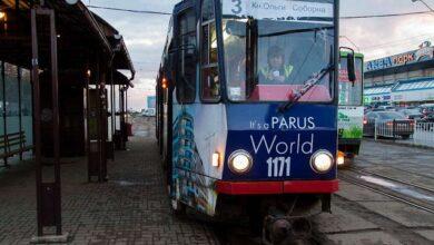 Photo of Трамваї №3 та №9 курсуватимуть 5 вересня зазміненими маршрутами
