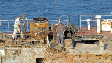 Photo of Погода завадила: підняття танкера Delfi відклали на кілька днів