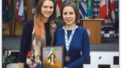 Photo of Сестри Музичук зберігають позиції у ТОП-10 найсильніших шахісток світу