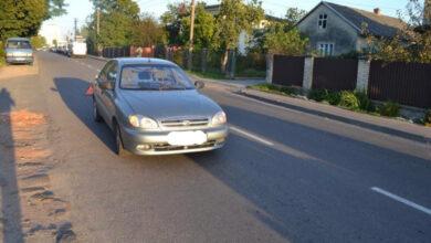 Photo of У Сокільниках автомобіль наїхав на 6-річного хлопчика