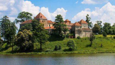 Photo of Свірзький замок та Поморянський палац. ЛОДА пропонує включити у «велику реставрацію» 21 пам'ятку