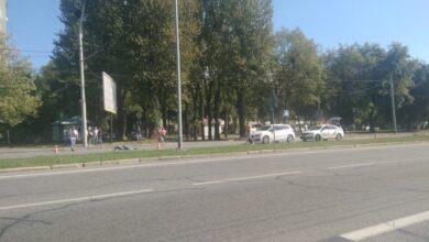 Photo of На Стрийській BMW насмерть збив 84-річного львів'янина на пішохідному переході