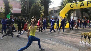 Photo of У Львові патріотичним пробігом вшанували пам'ять Героїв України