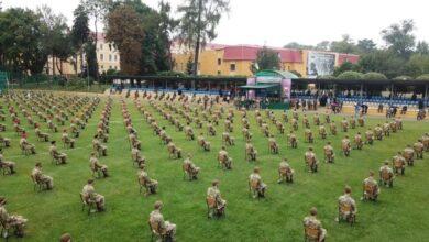 Photo of День знань у Академії сухопутних військ: один з найбільших наборів за всю історію – 870 курсантів