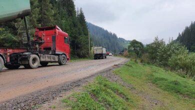 Photo of Мале карпатське коло. Як у Славському ремонтують дорогу за 72 млн грн