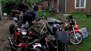 Photo of На Львівщині троє юнаків «заробляли» на крадіжках мотоциклів