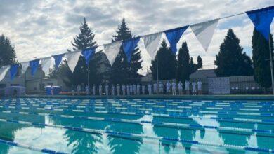 Photo of 200 спорсменів з усієї України змагаються на Відкритому кубку Львова з плавання