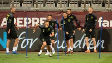 Photo of Збірна Чехії на гру у Лізі націй викликала 22 дебютантів через Covid-19 у команді