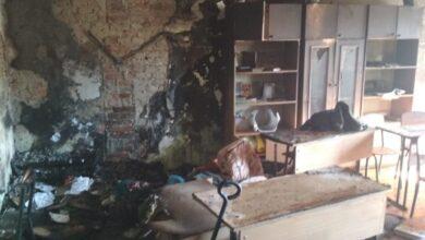 Photo of НаСтаросамбірщинізагорілась школа-інтернат