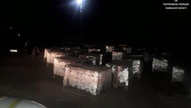Photo of У Зимній Воді патрульні «на гарячому» спіймали крадія бруківки