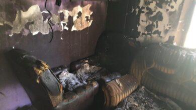 Photo of На Жовківщині під час пожежі у будинку загинуло немовля