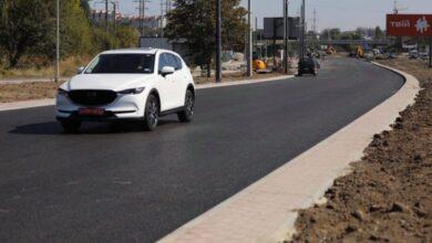 Photo of Вулицю Хуторівку відкрили для транспорту