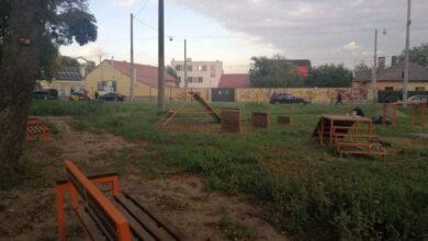 Photo of ЛКП «Лев» просить львів'ян допомогти прибрати територію вигульного майданчика на Промисловій