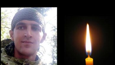 Photo of На Донбасі загинув 29-річний військовий з Львівщини
