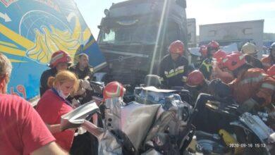 Photo of Масштабна ДТП на Пустомитівщині: зіткнулись шість автомобілів