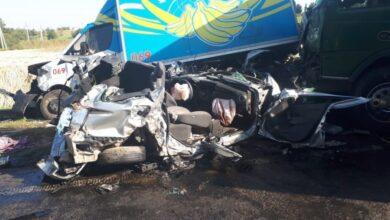 Photo of У масштабній ДТП біля Львова постраждали п'ятеро людей