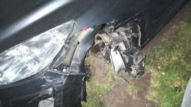 Photo of У Брюховичах 22-річний нетверезий водій потрапив у ДТП