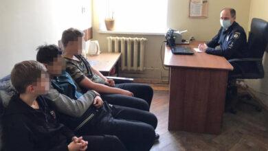 Photo of Поліцейські у Львові розшукали трьох неповнолітніх, які втекли з притулку