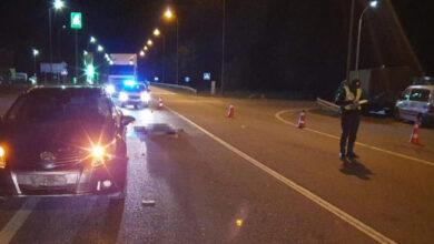 Photo of На Бродівщині водій «Тойоти» насмерть збив пішохода