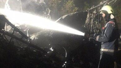 Photo of Тривають пошуки трьох людей на місці катастрофи під Чугуєвом – ДСНС