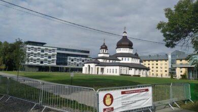 Photo of УКУ закриває для сторонніх відвідувачів територію студмістечка