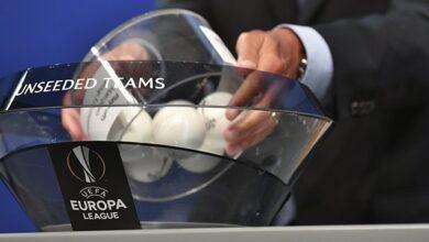 Photo of Результати жеребкування раунду плей-оф Ліги Європи сезону-2020/21