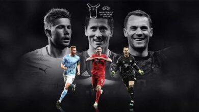 Photo of Без Мессі та Роналду: УЄФА назвав трійку претендентів на нагороду футболіст сезону