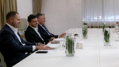Photo of Зеленський зустрівся з послами G7 – про що говорили