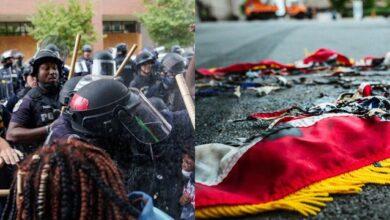 Photo of Бунтівники зі зброєю погрожують підпалити Луїсвілл – що відбувається в США