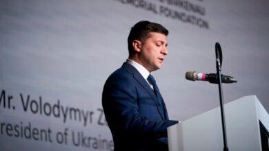 Photo of Зеленський скасував візит у Білорусь