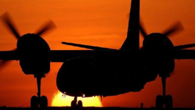 Photo of З'явилося відео моменту падіння літака Ан-26 під Чугуєвом