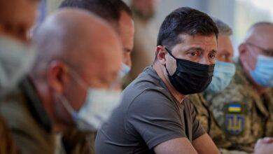 Photo of Дякую військовим за витримку: Зеленський провів нараду з питань ТКГ