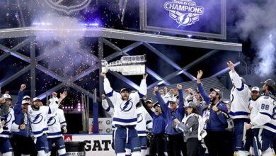 Photo of Вдруге в історії: Тампа-Бей Лайтнінг завоювала Кубок Стенлі