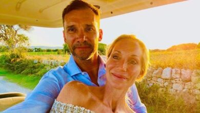 Photo of Дружина Андрія Шевченка зворушливо привітала його із 44-річчям