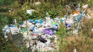 Photo of На Яворівщині виявили два стихійні сміттєзвалища