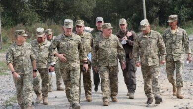 Photo of Керівництво Міноборони проінспектувало об'єкти польової навчально-матеріальної бази Академії сухопутних військ