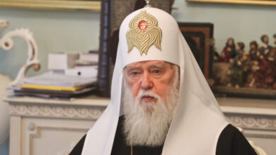 Photo of Патріарх Філарет одужав від коронавірусу