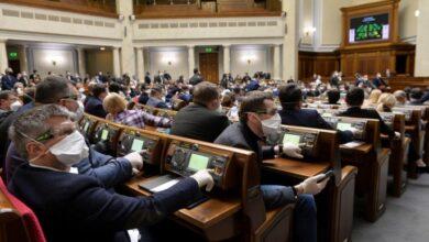 Photo of Верховна Рада офіційно засудила дії Лукашенка
