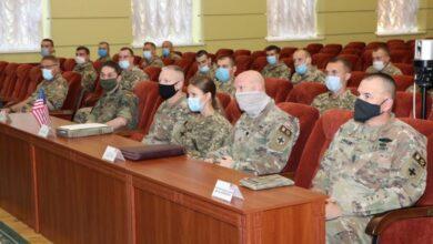 Photo of В Академії сухопутних військ стартували «курси капітанів»