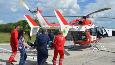 Photo of Мерія дала гроші на вертолітний майданчик для лікарні швидкої допомоги