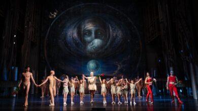 Photo of «Створення світу». Львівська опера презентувала прем'єру балету